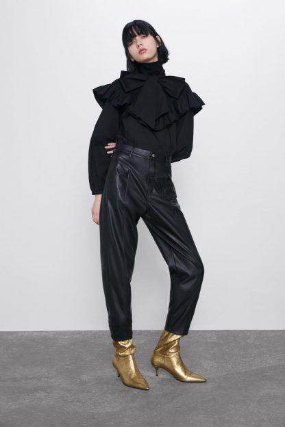 PANTALONI '80S CORSY Zara