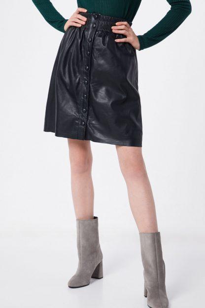 Pepe Jeans Fustă 'MARIE'  negru