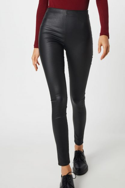 VILA Leggings 'COMMIT'  negru