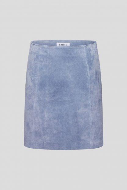 EDITED Fustă 'Celia'  albastru / albastru deschis