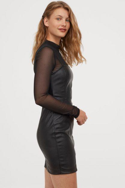 Rochii piele H&M - Rochie mulată
